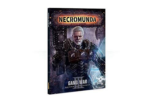 Warhammer 40000 Necromunda Underhive Necromunda Gang War III Miniature Game Accessory