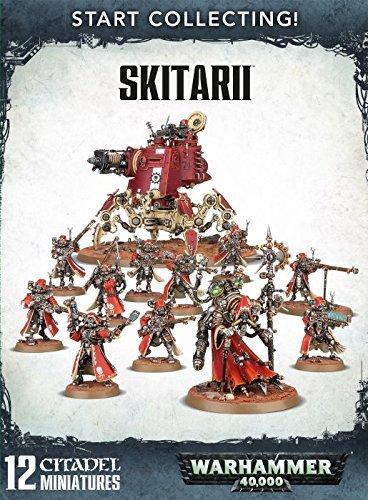 warhammer 40000 Skitari start collecting by Games Workshop
