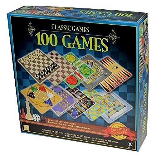 Ambassador Classic Games Collection - 100 Game Compendium