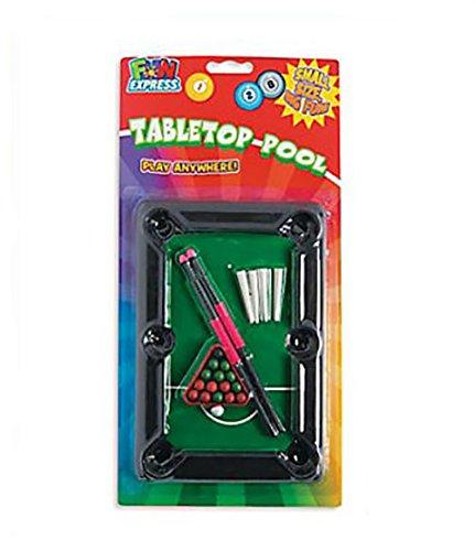 Mini Pool Table Games