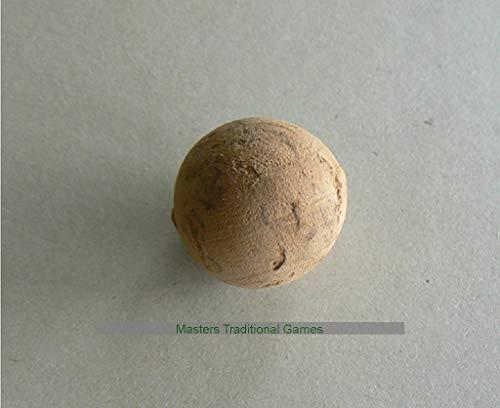 Chavet Set of 4 Cork Balls for Puff Billiards Billard Nicolas