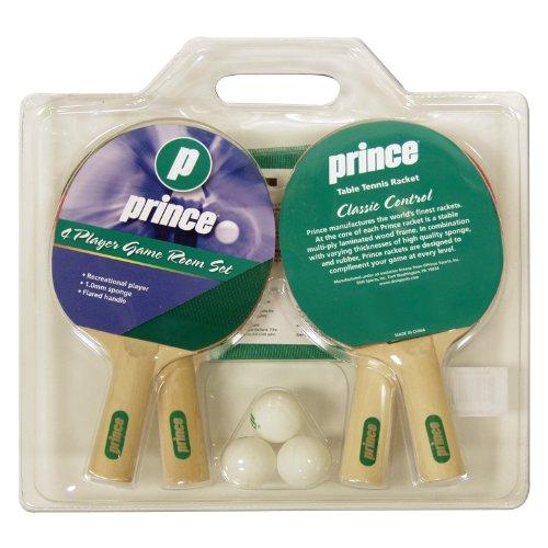 Prince PGS4P 4-Player Game Room Set