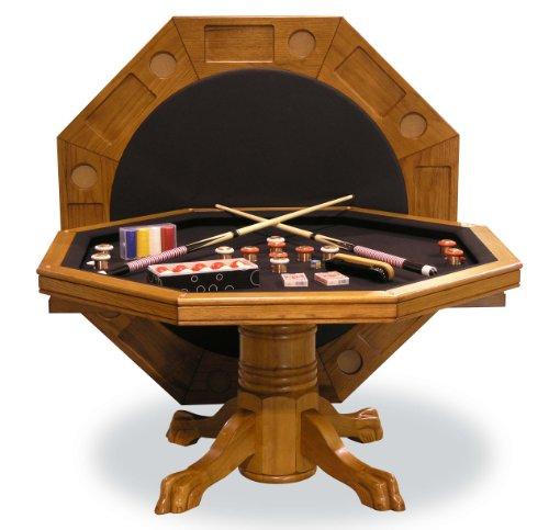 Signature Combination Game Table Oak