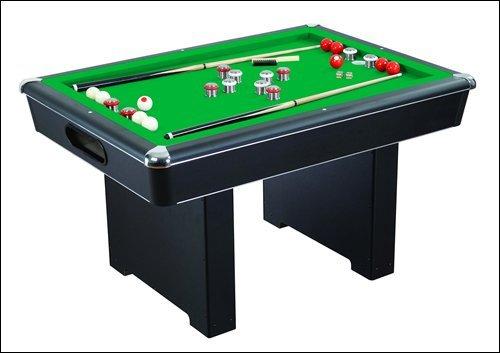 Carmelli NG2404PG Renegade Slate Bumper Pool Table