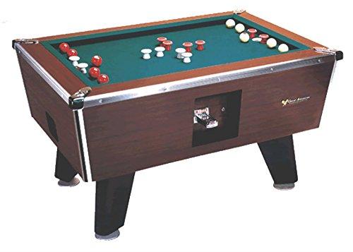 Great American Coin-Op Bumper Pool Billiards Table