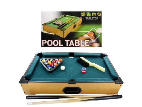 Tabletop Pool Table Toys Christmas Gift