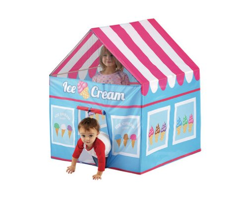 Ice Cream Shop IndoorOutdoor Play Tent by Etna