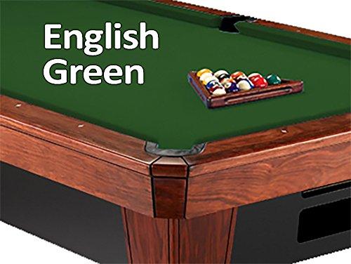 10 Simonis 860 English Green Billiard Pool Table Cloth Felt