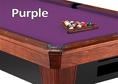7 Simonis 860 Purple Pool Table Cloth Felt