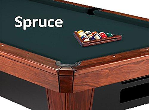 8 Oversized Simonis 860 Spruce Billiard Pool Table Cloth Felt