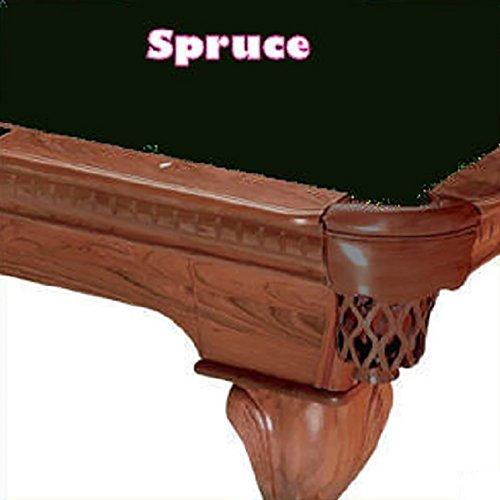 9 Simonis 760 Spruce Billiard Pool Table Cloth Felt