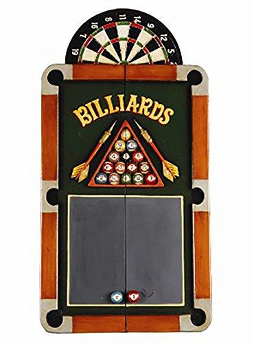 RAM Gameroom R933 Billiards and Darts Dartboard Cabinet