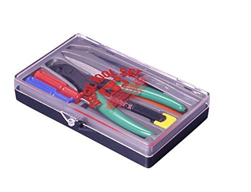 Tamiya 2 TAM74016 Basic Tool Set