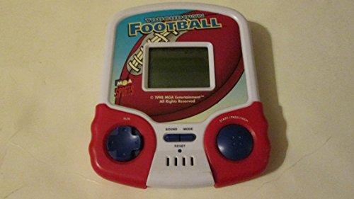 MGA Sports - Touchdown Football Handheld LCD Game 1998