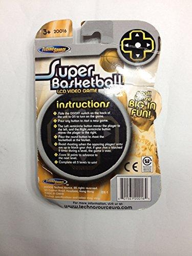 Super Basketball Handheld LCD Game