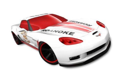Hot Wheels 2012-162 HW Main Street 12 11 Corvette Grand Sport WHITE 164 Scale on Regular Card