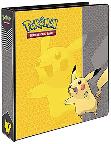 Pokemon Pikachu 3-Ring Binder Card Album 2