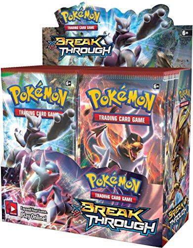 Pokemon XY8 Breakthrough Booster Box - TCG English Card Game