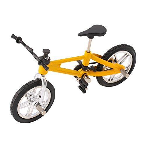 Delight eShop Alloy Finger Bicycle Model Mini MTB BMX Fixie Bike Boys Toy Creative Game Gift 4