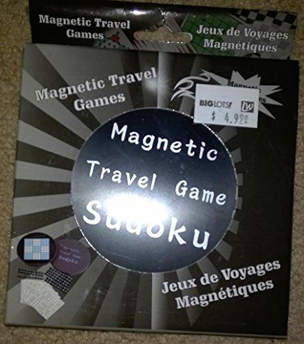 Sudoku Magnetic Travel Game