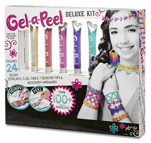 Gel-a-Peel Deluxe Craft Kit 5 Pack