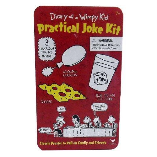 Samorthatrade Diary of a Wimpy Kid  Practical Joke Kit