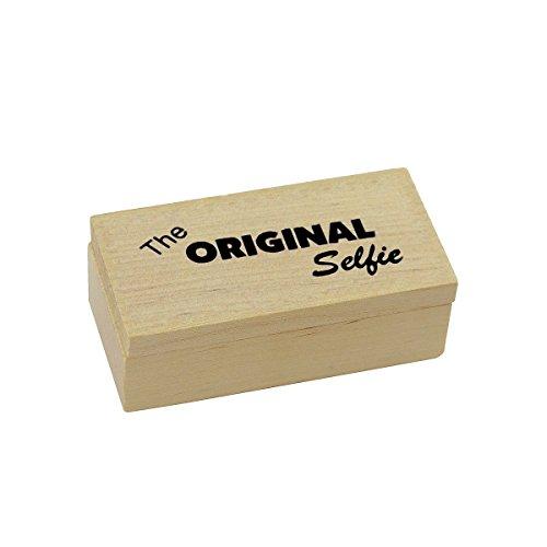 Treasure Gurus The Original Selfie Surprise Wooden Box Gag Gift Practical Joke Prank Toy