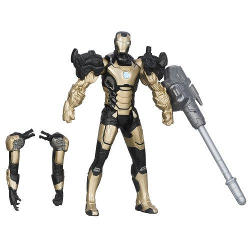 Marvel Iron Man 3 Assemblers Iron Man Mark 42 Figure