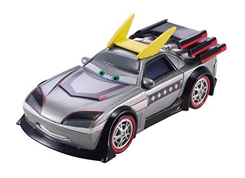 DisneyPixar Cars Diecast Kabuto Vehicle