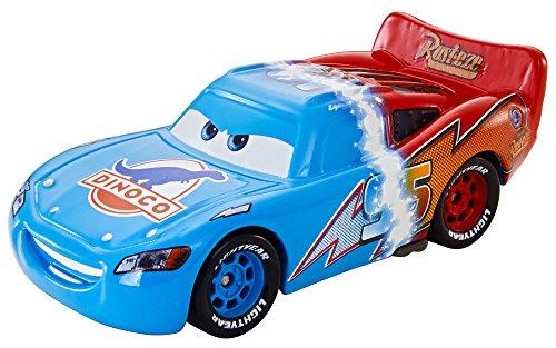 DisneyPixar Cars Diecast Transforming Lightning Mcqueen Vehicle