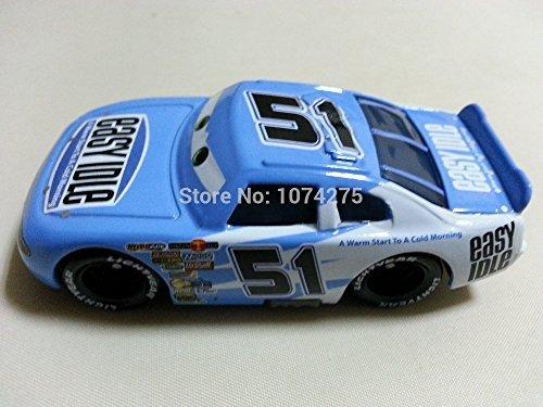 Pixar Cars Diecast No51 Easy Idle 155 Metal Toy Car