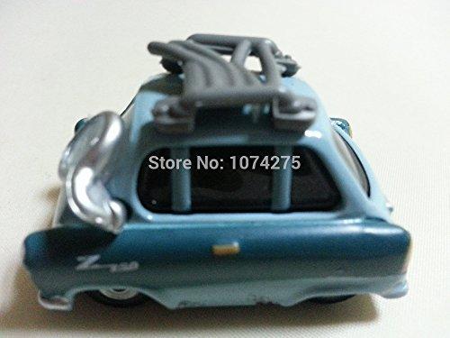 Pixar Cars Diecast Professor Z with Glasses Metal Toy Car