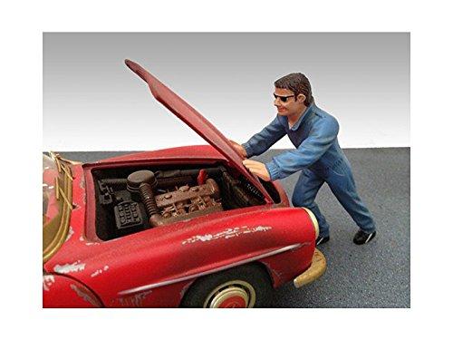 Mechanic Ken Figure For 118 Model Car by American Diorama