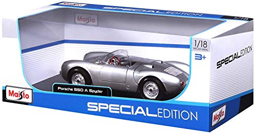 Maisto 118 Scale Porsche 550A Spyder Diecast Vehicle