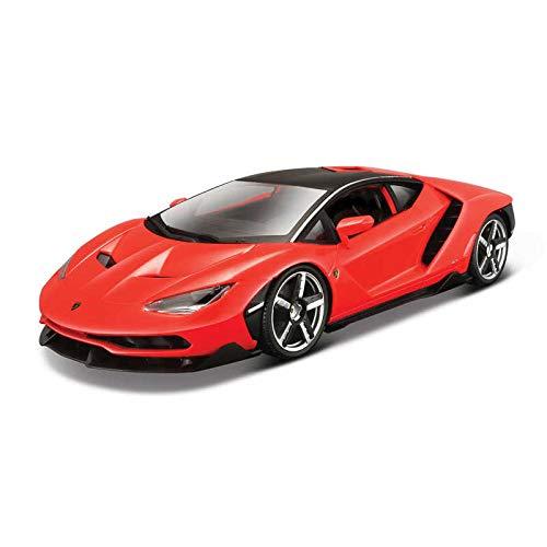 Maisto Lamborghini Centenario Red - 118 Scale Diecast Car