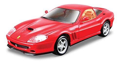 Maisto 124 Scale Assembly Line Ferrari 550 Maranello Diecast Model Kit
