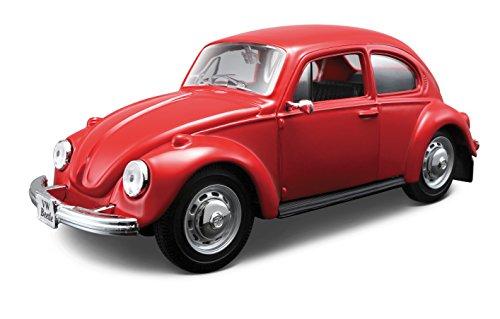 Maisto Assembly Line Volkswagen Beetle Diecast Model Kit 124 Scale