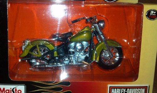 118 Harley Davidson 2009 Fxdfse Cvo Fat Bob Diecast Motorcycle Model
