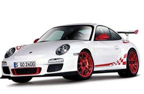 118 Die-cast Miniature Cars Porsche 911 GT3 RS White