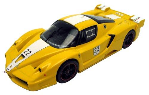 Ferrari Enzo FXX Elite Yellow 22 Ltd 143 Diecast Model