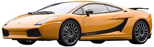 Lamborghini Gallardo Superleggera Orange 143 Diecast Model Car by Autoart