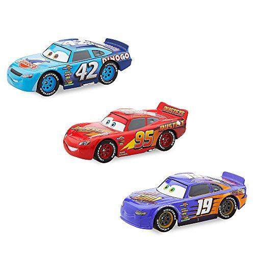 Disney Cars 3 Deluxe Die Cast Set 3-Piece
