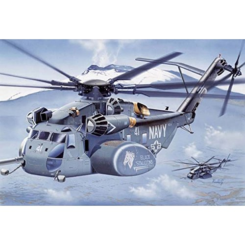 Italeri MH-53E Sea Dragon 172 Scale Military Model Kit