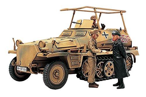 Tamiya German SdKfz2503 Greif 148 Scale Military Model Kit