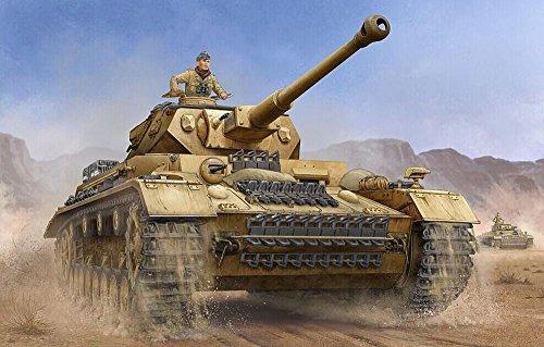 Trumpeter German Pzkpfw IV AusfF2 Medium Tank Model Kit