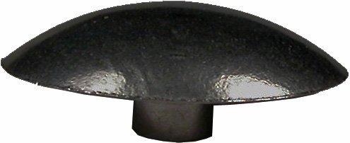 Black 35 oz Pinewood Derby Tungsten Canopy Weight