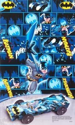 REVELL Pinewood Derby Batman Car Wrap Decal by Pinewood Derby