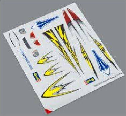 Revell Pinewood Derby Peel Stick Decals D RMXY8676