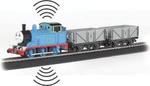 Bachmann Industries Whistle Chuff Thomas Ready to Run Electric Train Set
