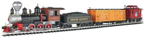 Bachmann The Plainsman Ready To Run Electric Train Set - Large G Scale